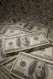 发单美元 免版税库存图片