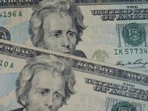 发单美元JPG二十 图库摄影