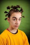 发型我新 图库摄影