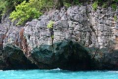 发埃发埃海岛,泰国 免版税库存照片