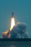 发射努力STS-134 免版税库存图片