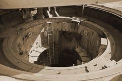 发射矿SS-18撒旦 图库摄影