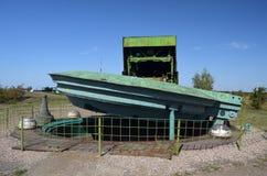 发射矿SS-18撒旦 库存照片
