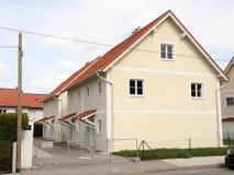 发展住房 图库摄影