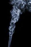 发烟性的列 免版税库存图片