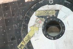 发现号太空梭 库存照片