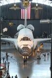 发现号太空梭 库存图片