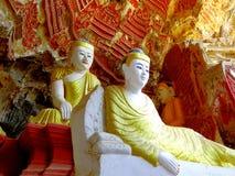 发现在Hpa-an缅甸附近 免版税库存图片