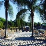 发现小海湾佛罗里达 免版税库存图片