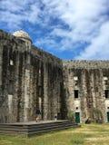 发现新的堡垒 免版税库存图片
