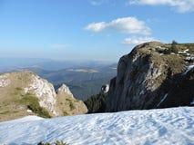 发现春天的罗马尼亚 免版税图库摄影