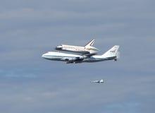 发现美国航空航天局航天飞机 库存照片