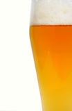 发酵中的啤酒 免版税库存照片