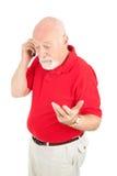 变元移动电话 免版税库存图片