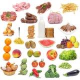 变化的饮食 免版税库存图片