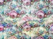 变粉红色柔软 库存图片