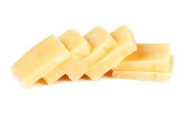 变老的干酪 免版税库存照片
