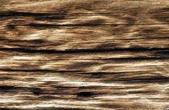 变老的木头 库存图片