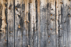 变老的木头 图库摄影