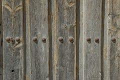 变老的木头 免版税库存图片