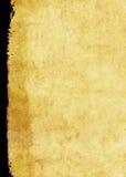 变老的纸纹理 库存图片