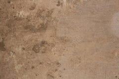 变老的水泥墙壁 库存图片