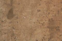 变老的水泥墙壁 免版税库存图片