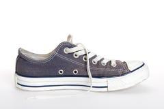 变老的atheletic鞋类 免版税库存图片
