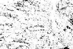变苍白被风化的混凝土墙 污点和噪声困厄的作用的 皇族释放例证