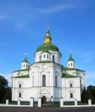 变貌教会乌克兰 库存图片