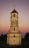 变貌教会在Zaslavl 免版税库存照片