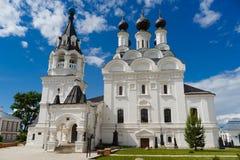 变貌的修道院 库存照片