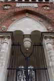 变貌的教会在Ostrow的村庄 XVI世纪的建筑学的卓著的纪念碑 免版税库存照片