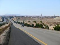 叙利亚。城市的看法。 库存图片