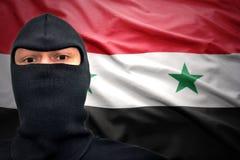 叙利亚危险 免版税库存图片