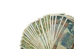 叙利亚的钞票 库存照片