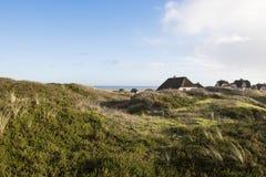 叙尔特岛,德国 库存图片