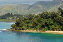口岸法国皇太子在马达加斯加 免版税图库摄影