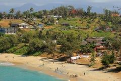 口岸法国皇太子在马达加斯加 库存照片