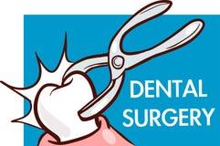 口腔外科 牙齿诊所略写法概念象 免版税库存照片