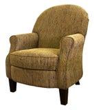 口音椅子过渡客厅的样式 免版税图库摄影