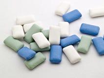 口香糖质量 库存图片