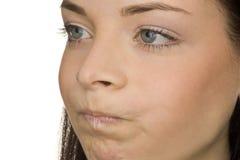 口头的卫生学 库存照片