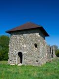 古代人教会 库存图片