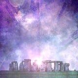 古代人时间 库存照片