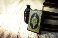 古兰经-所有穆斯林穆斯林公开项目圣经t的 库存图片