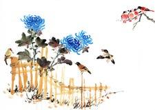 古典中国 免版税库存图片