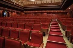 古典剧院 免版税库存图片