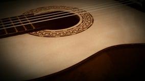 古典吉他 免版税库存图片