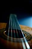 古典吉他 库存照片
